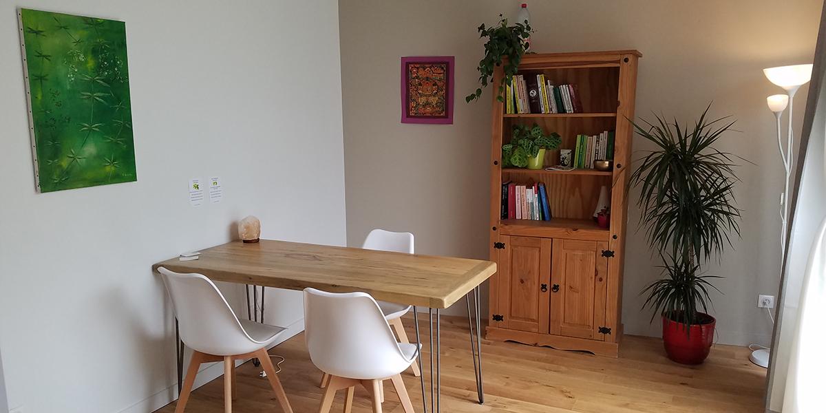 Cabinet Emilie Amaral - Naturopathie - Centre Loona - Foix